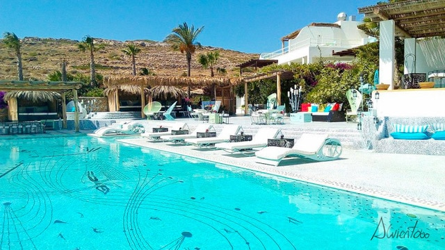 piscina hotel agalia luxury