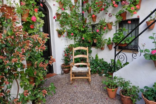 Fotos de los patios de Cordoba
