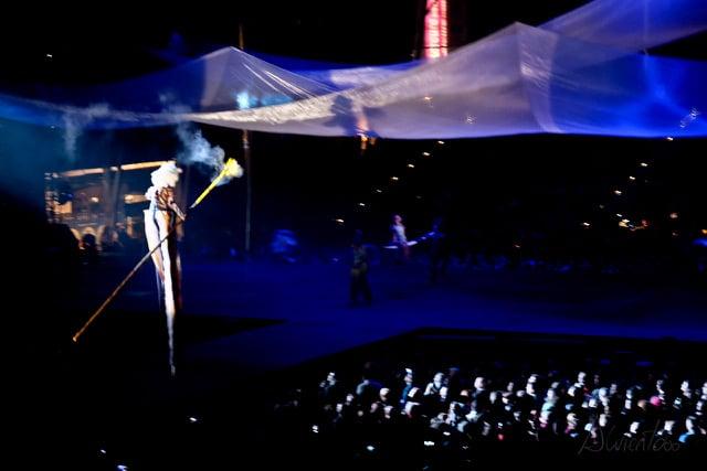 Cirque du soleil Andorra y España