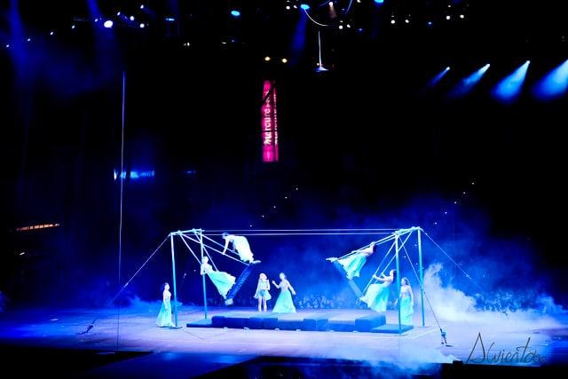 Cirque du soleil Andorra