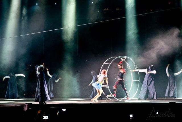Circo del Sol gratis en Andorra