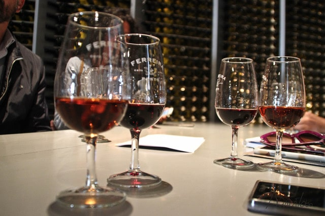 Cata de vinos Oporto