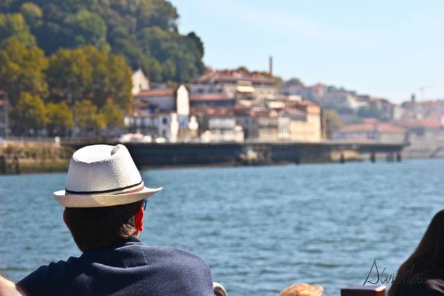 paseo en barco por Oporto