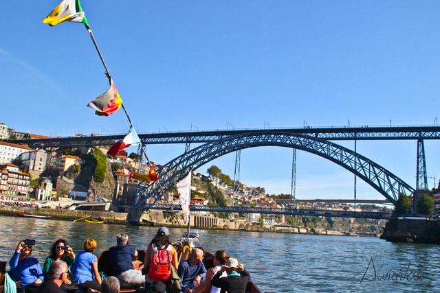 Donde comprar billetes para ir en barco en Oporto
