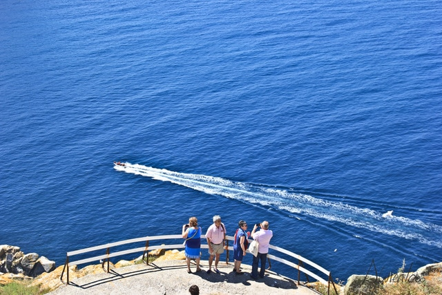 Ir a las islas cies desde Cangas