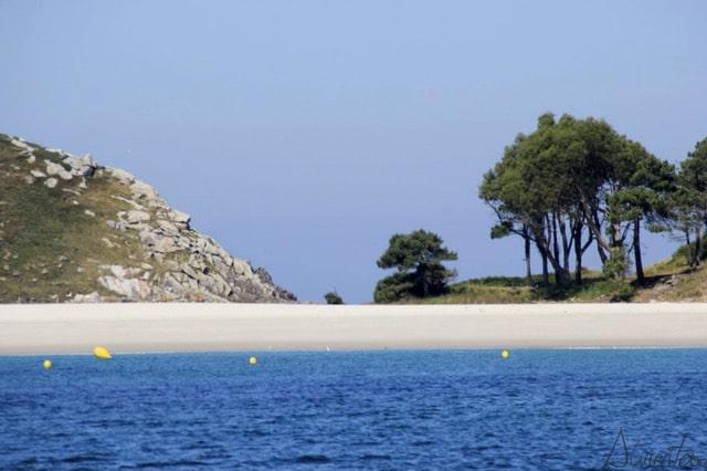 permiso para ir a Islas cies en verano