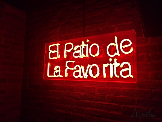 patio favorita