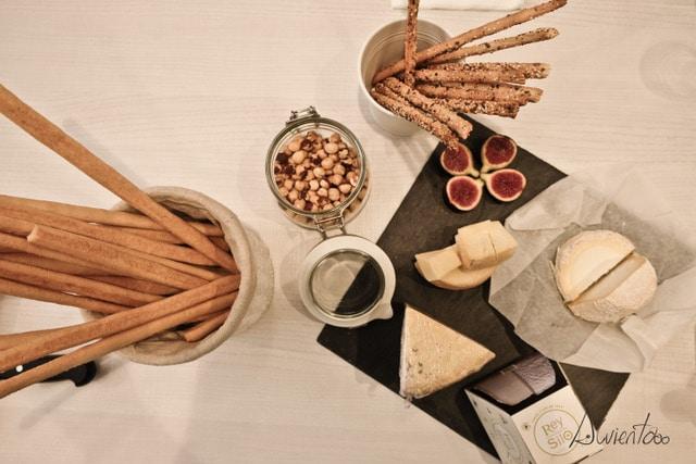 cata de quesos en la Gijonensa. Gijón