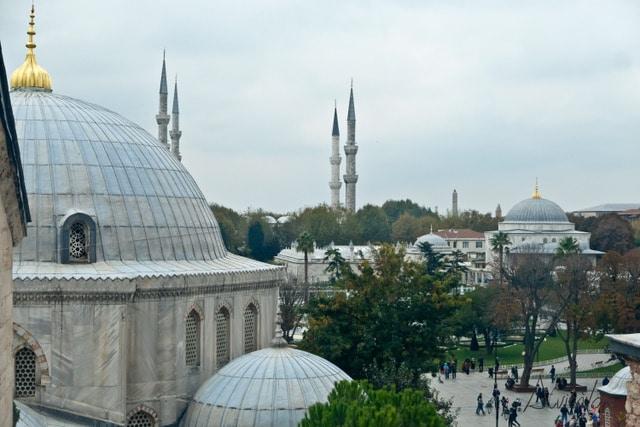 Alvientooo en Estambul