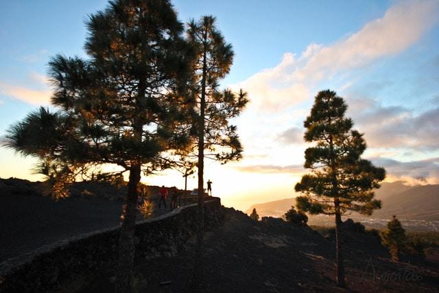 sunset canarias