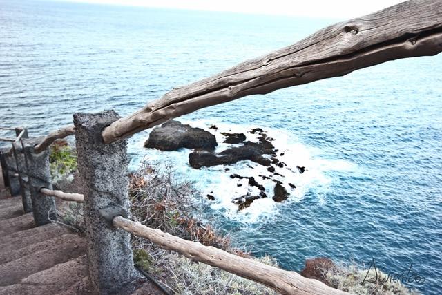 Isla de La Palma playa nogales