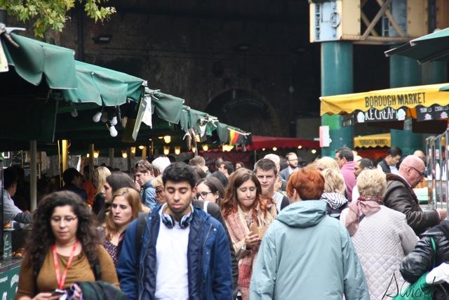 londres y mercados