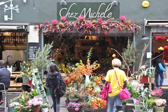 comprar flores en londres