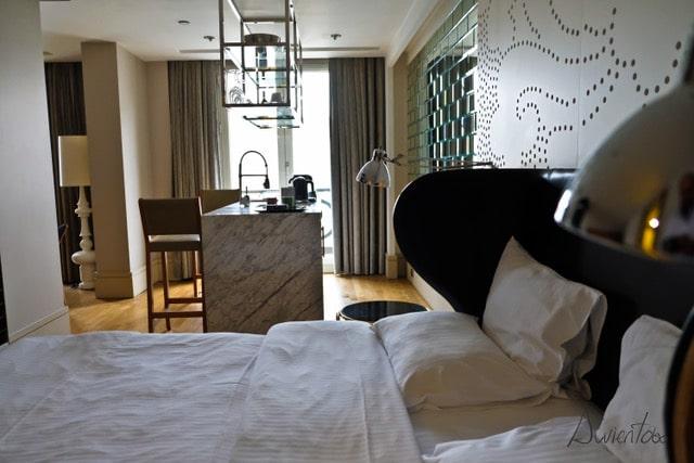 Witt Istanbul Suites foto de habitación