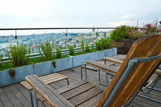 Witt Istanbul Suites. Dónde alojarse en Estambul
