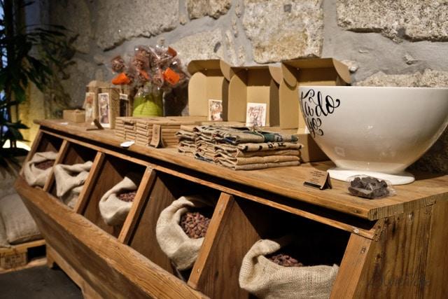Chocolatería Oporto. Dos días en Oporto con planes diferentes