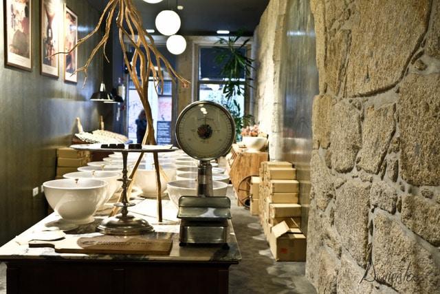 Chocolatería Oporto. Dos días en Oporto según Alvientooo