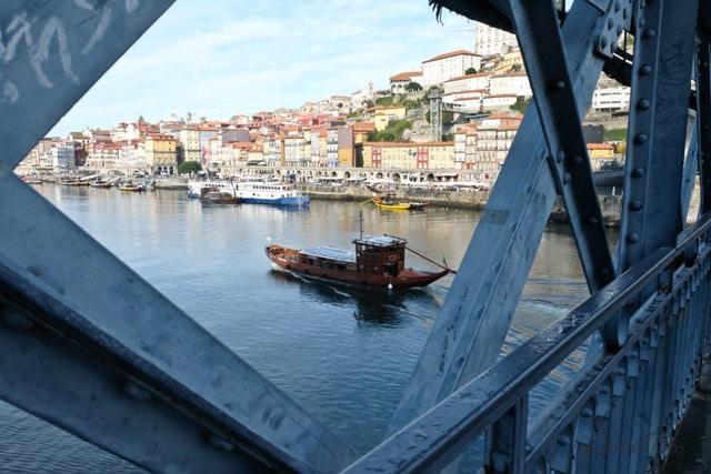 Dos dias de visita en Oporto