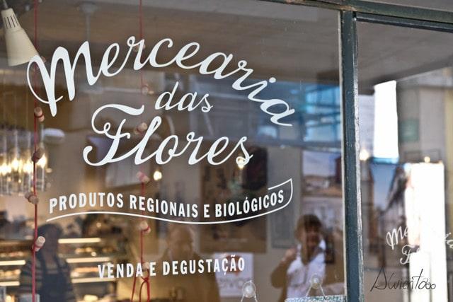 mercearia das flores en oporto