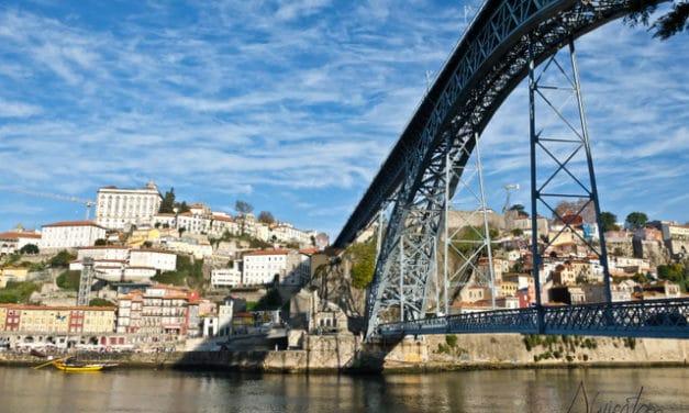 Dos días en Oporto.