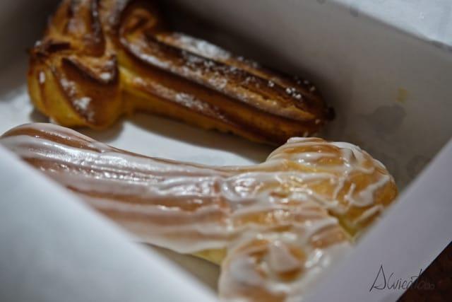 Amarante y sus pasteles falicos