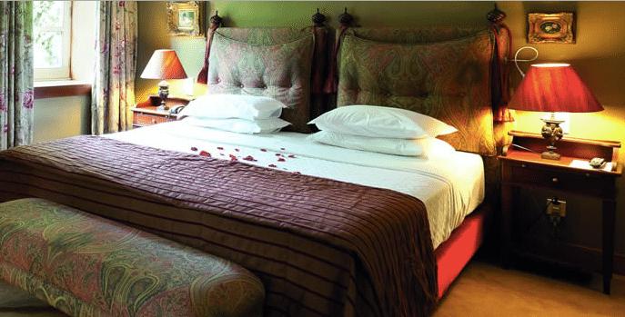 Hotel Relais & chateaux Amarante