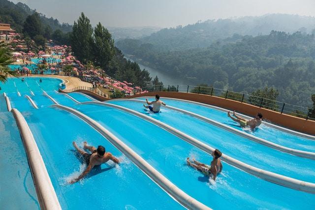 aquapark de Amarante