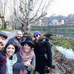 Fin de semana en Amarante en el norte de Portugal.