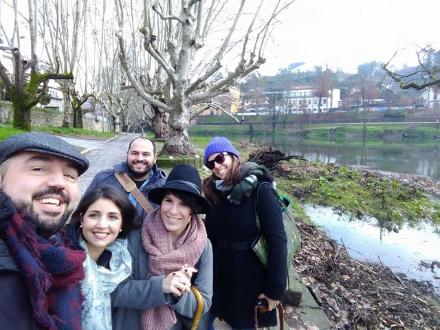 travelbloggers en Amarante