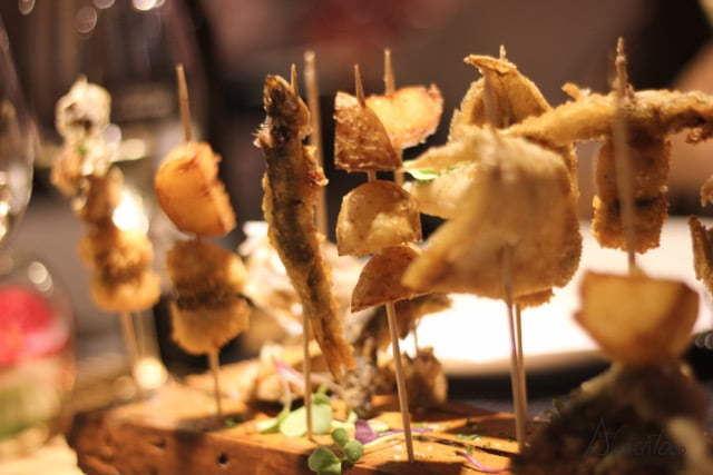 tendencias de menús para el día de tu boda