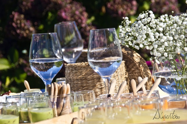 Tendencias en menus y vinos para una boda