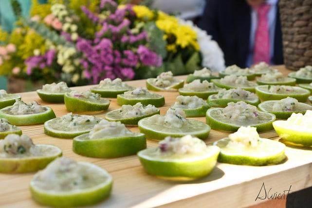 elegir platos para el dia de tu boda