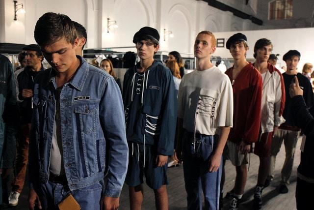 Modelos de moda portugueses en Portugal fashion