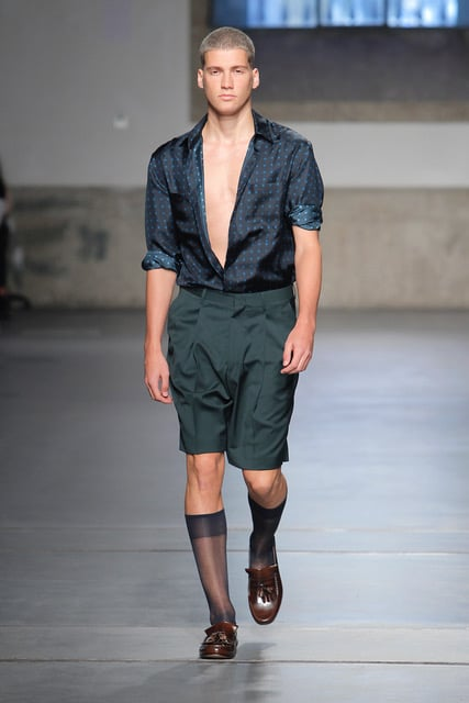 Nuno Baltazar en Portugal fashion week