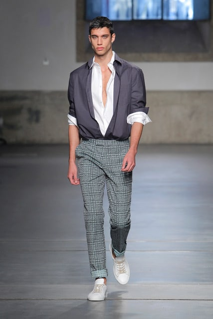 Nuno Baltazar en Portugal fashion week 2018