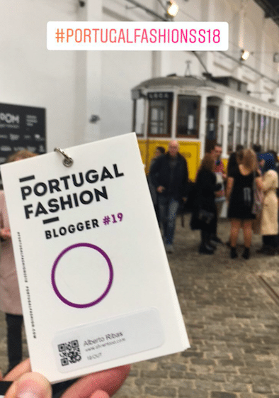 #portugalfashion #portugalfashionSS18