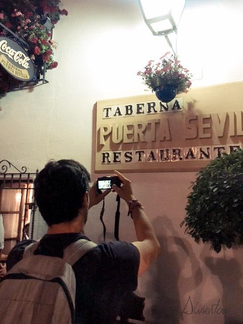 Restaurante Puerta Sevilla en Cordoba