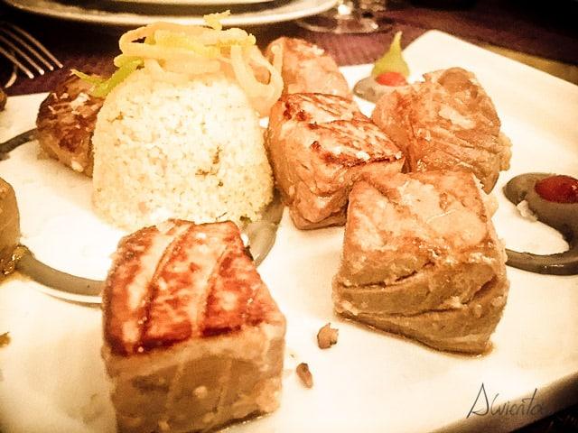 comer en Cordoba, la taberna de la viuda