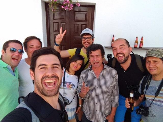 bloggers en Cordoba. Comer en Cordoba