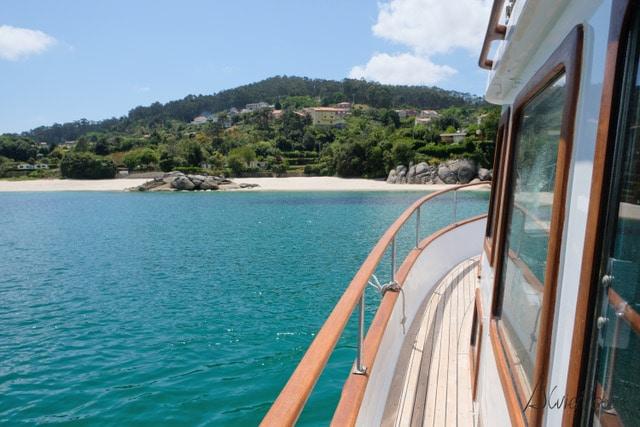Turismo marinero en Rias baixas
