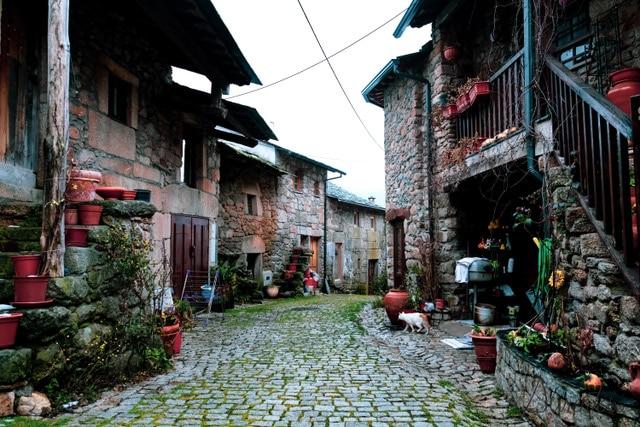 Aldea de Montesinho en Bragança