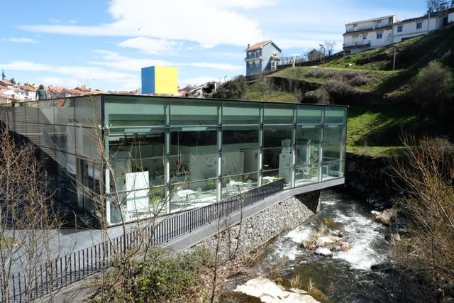Museo de ciencia viva en Bragança
