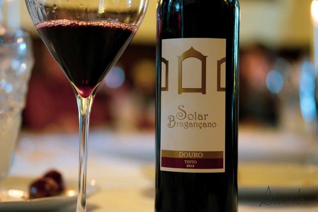 vino Restaurante Solar Bragançano en Bragança