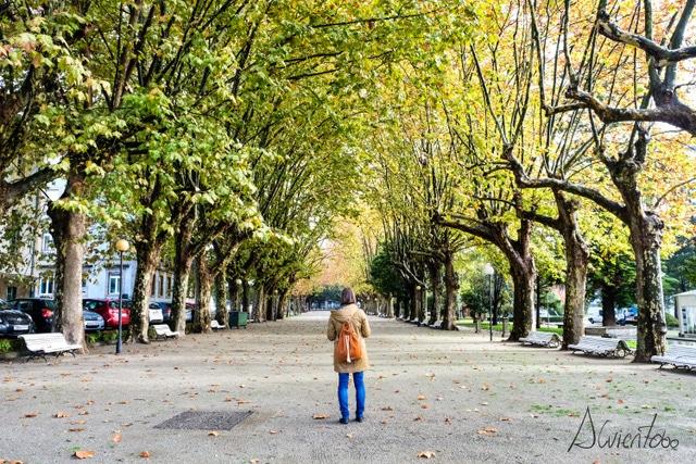 Camino inglés a Santiago de Compostela