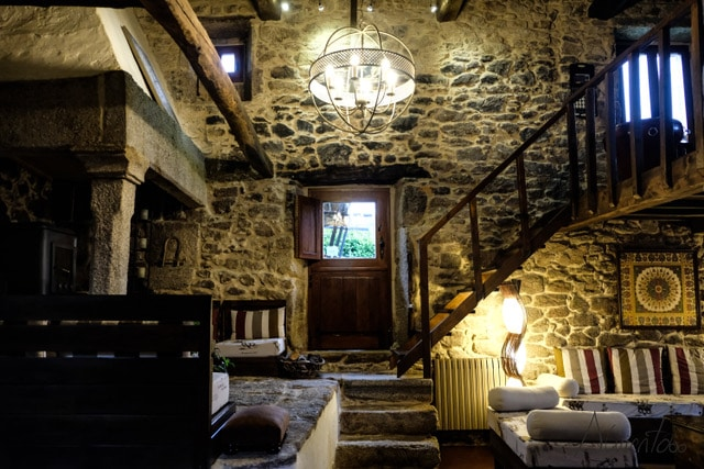 Casal de Mouros turismo rural