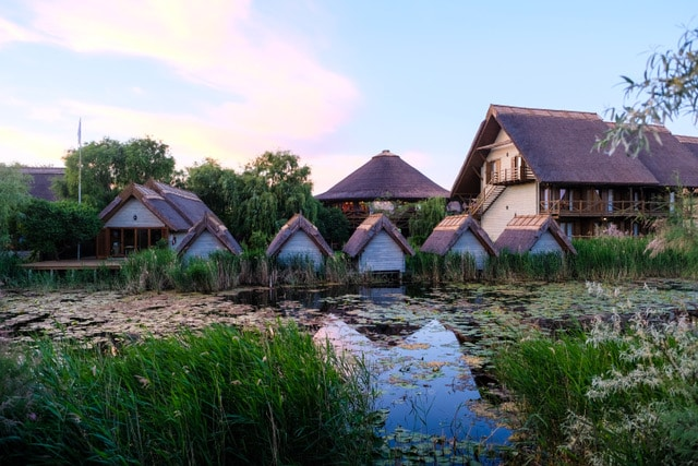 Green Village Resort en Rumania