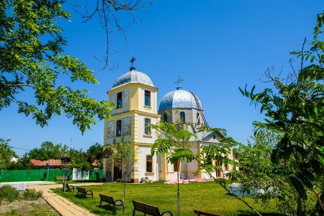 St George en Delta del Danubio