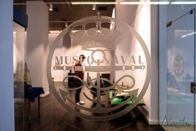 Visita al museo naval de Ferrol