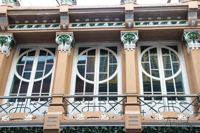 modernismo en Ferrol
