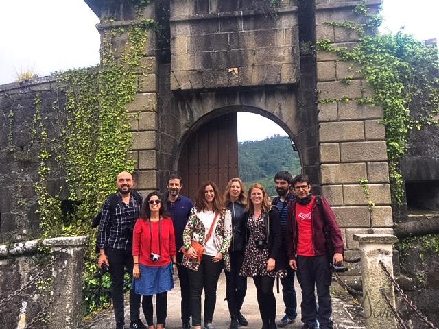 Castillo de La Palma en Ferrol , Ferrol de la ilustración